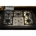 "Verona VECTGV365SS 36"" Gas Cooktop"