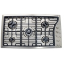 "Verona VECTGMS365SS 36"" Gas Cooktop"