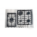 "Verona Designer Series VECTGM305SS 30"" Gas Cooktop"