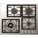 "Verona Designer Series VECTGM244SS 24"" Gas Cooktop"