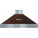 "Tecnogas 48"" Superiore Deco Series HD481ACMG Wall Mount Canopy Hood"