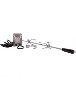 Rotisserie Kit for BLZ-3/4 (Spit, Forks, Motor)