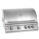 "32"" 4 Burner Built In Grill Head LP"