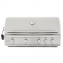 "Blaze 44"" 4 Burner PRO Built In Grill Head NG"