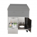 "Blaze 30"" CART FOR BLZ-GRIDDLE"