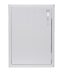 "Single Vertical Access Door (24""h x 17""w)"