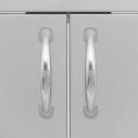 """Blaze 40 Inch Double Access Door With Paper Towel Dispenser (22""""h x 40""""w)"""