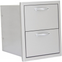 "Blaze Double Drawer (21""h x 16""w)"