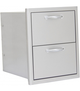 """Double Drawer (21""""h x 16""""w)"""
