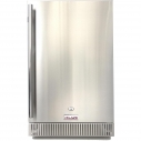 """20 1/2"""" 4.1 Ft. SS Outdoor Rated Fridge"""