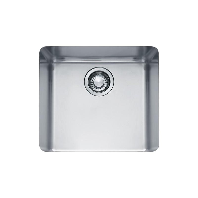 Franke Kubus Kbx110 18 Stainless Steel 18 Quot Single Bowl