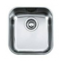 "Franke 13"" ARX11013 Undermount Single Bowl Stainless Steel Sink"