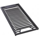 Smeg GO120 Cast Iron Open Griddle For Barbecue