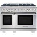 American Range 48 Inch Pro-Style Gas Range Performer Series ARROB648GRN