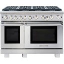 American Range Performer Series ARROB848L 48 Inch Freestanding Professional Gas Range