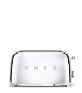 Smeg 50's Retro Design TSF02SSUS Countertop Toaster