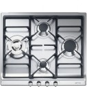 Smeg SR60GHU3 Classic Design Series 24 Inch Natural Gas Cooktop