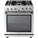 "Superiore RL301GPSS 30"" LA CUCINA Series Panorama in Stainless steel"