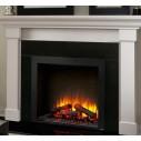 SimpliFire SF-BI36-EB 36 inch Built-In Electric Fireplace