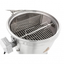 Blaze Kamado Rotisserie Kit with Charcoal Basket