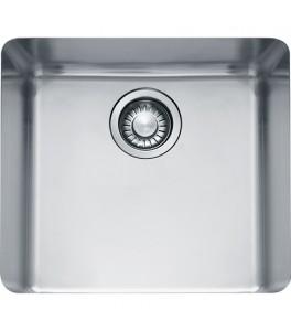"Franke Kubus KBX110-18 Stainless Steel 18"" single bowl undermount sink"