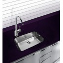 "Ukinox 30"" D759 Undermount Single Bowl Stainless Steel Sink PACKAGE"