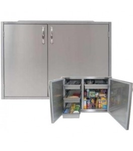 Alfresco ADSP-30H High Profile Sealed Dry Storage Pantry