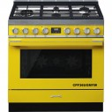 "Smeg 36"" Dual Fuel Range Portofino Series DISPLAY SALE"