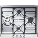 Smeg SR60GHU3 Classic Design Series 24 Inch Natural Gas Cooktop