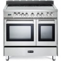 Verona VEFSEE365DSS 36 Inch Freestanding Electric Range with 5 Elements